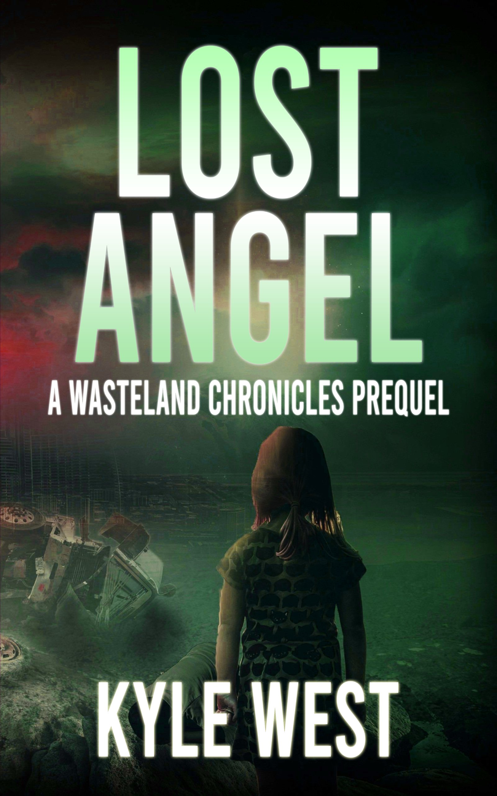 LOST ANGEL released!