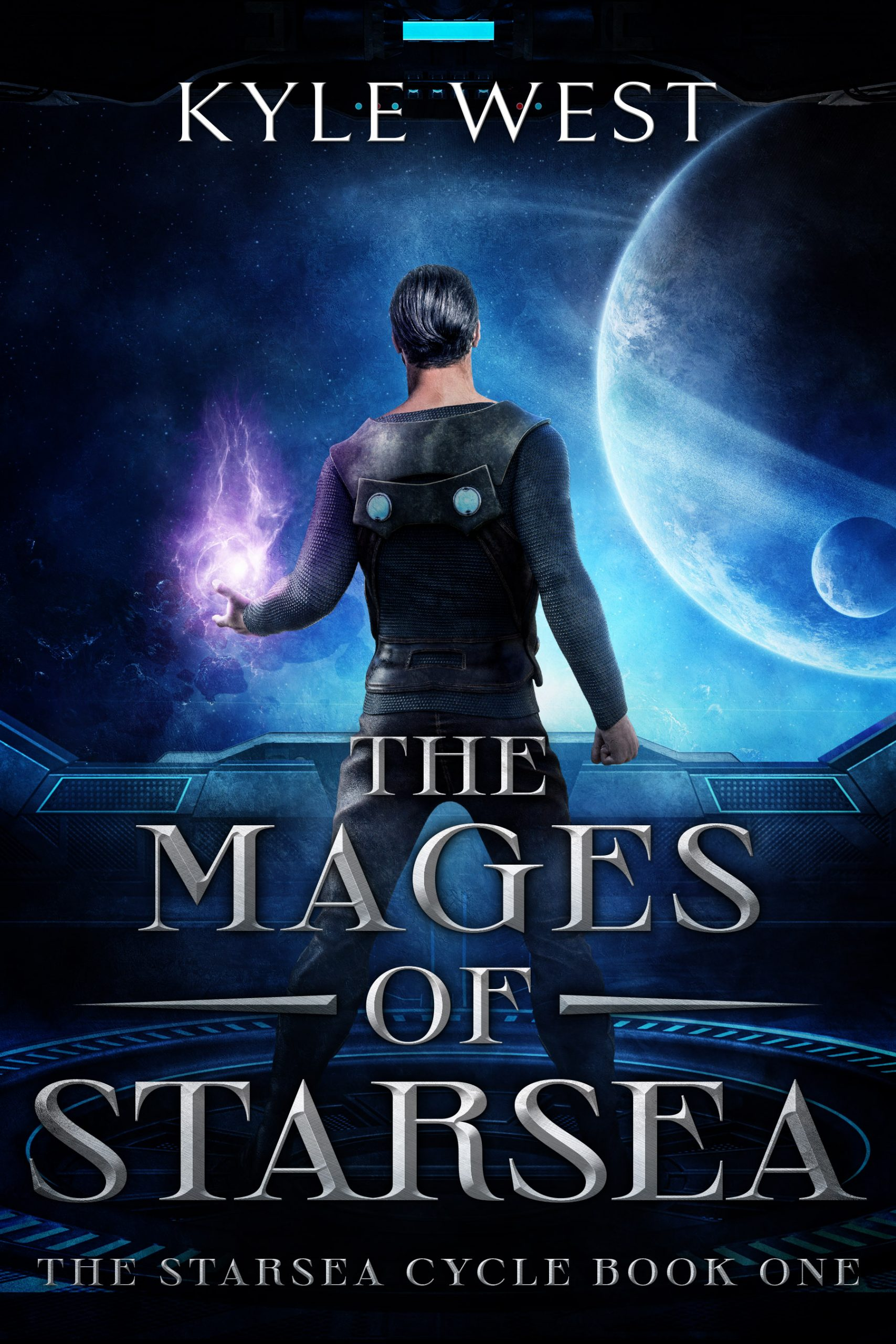 Cover Reveal: The Mages of Starsea