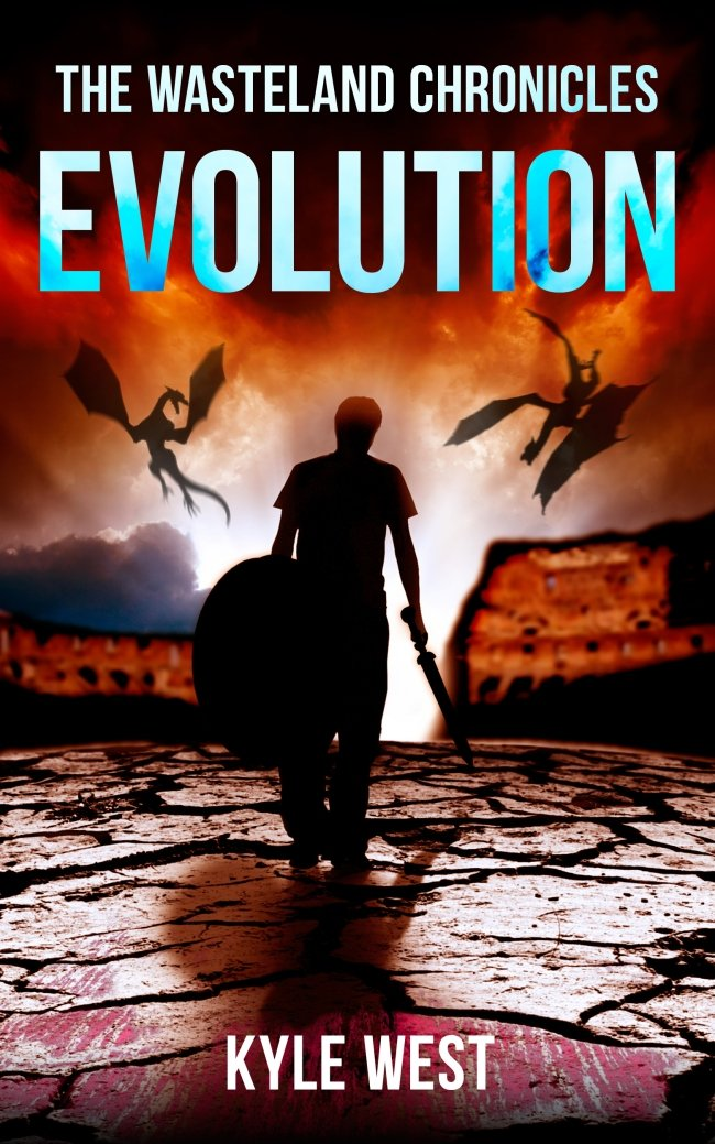 Evolution – Cover Reveal and Release Date!