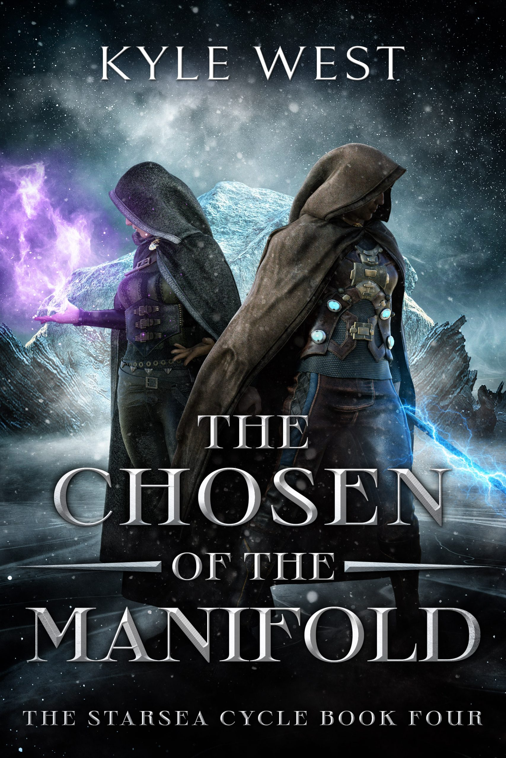 Chosen of the Manifold is now Live!