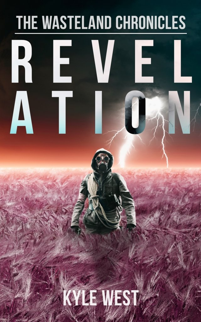 Revelation is out on Audio!