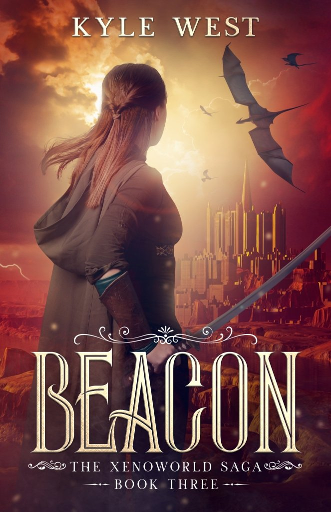New Cover For Beacon