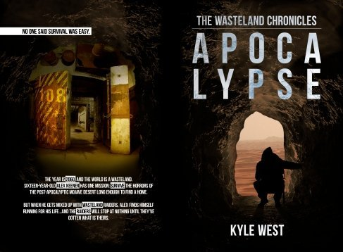 Apocalypse (The Wasteland Chronicles) coming to paperback!