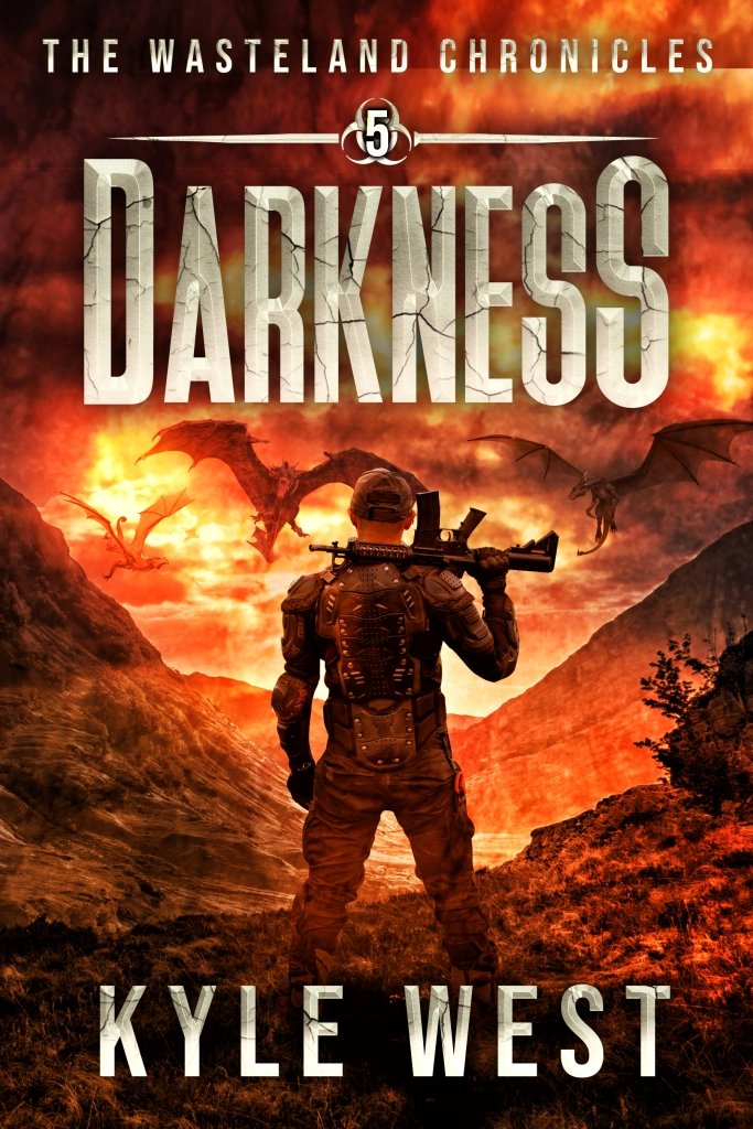 Darkness – New Cover