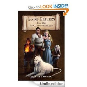 Book Review: Island Shifters (An Oath of the Blood) Book 1