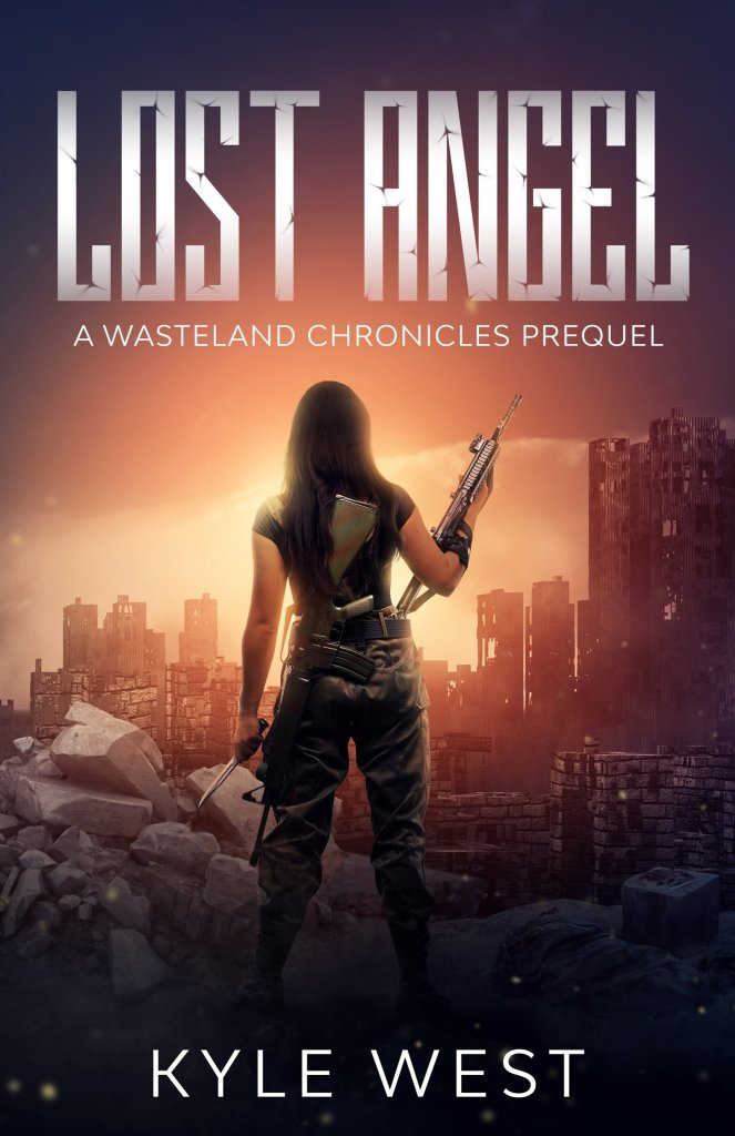 Lost Angel gets a facelift