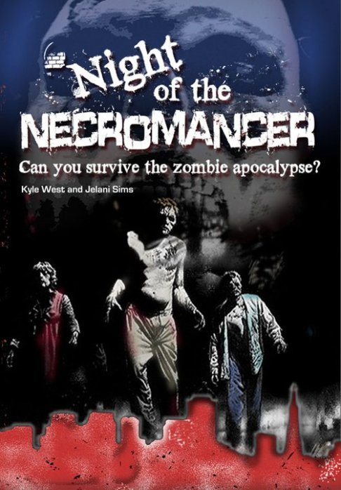 Night of the Necromancer – Free Weekend Giveaway!