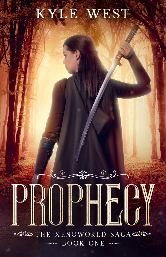 New Prophecy Cover