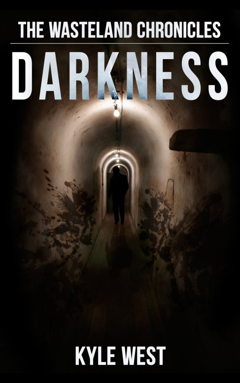 Cover Reveal – Darkness