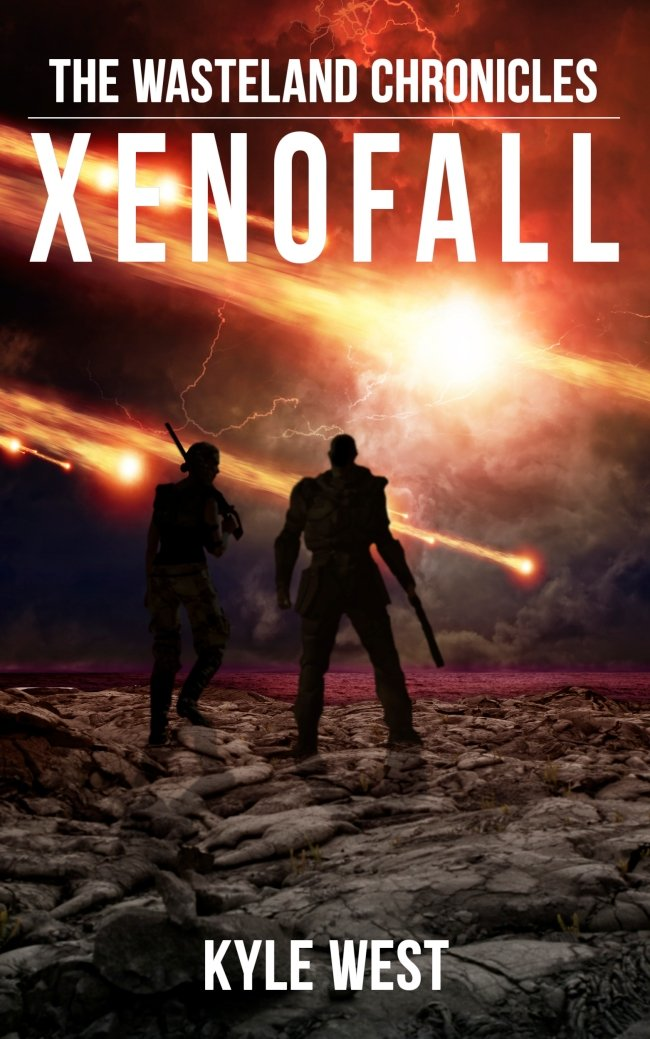 Cover for Xenofall